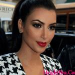 Kim Kardashian Dark Makeup