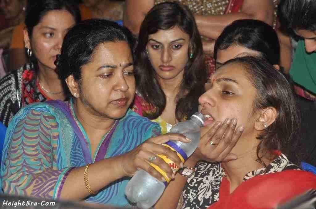 radhika sarathkumar personal life